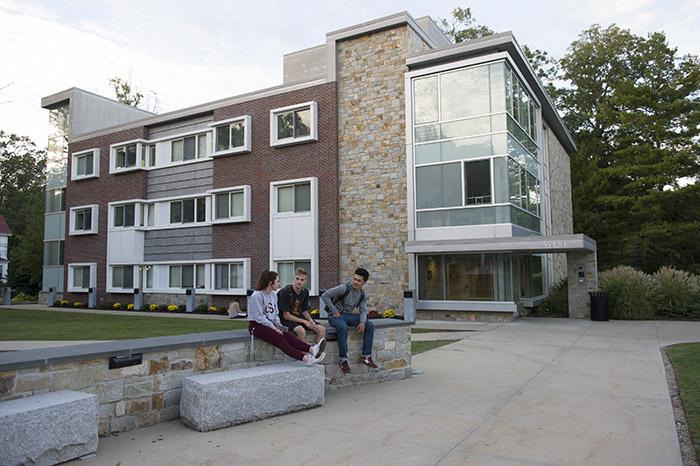 Student Life Campus Living Lasell College Virtual Campus Experience
